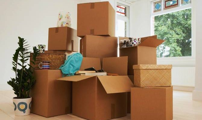 Фирма за опаковане на покъщина при преместване в София